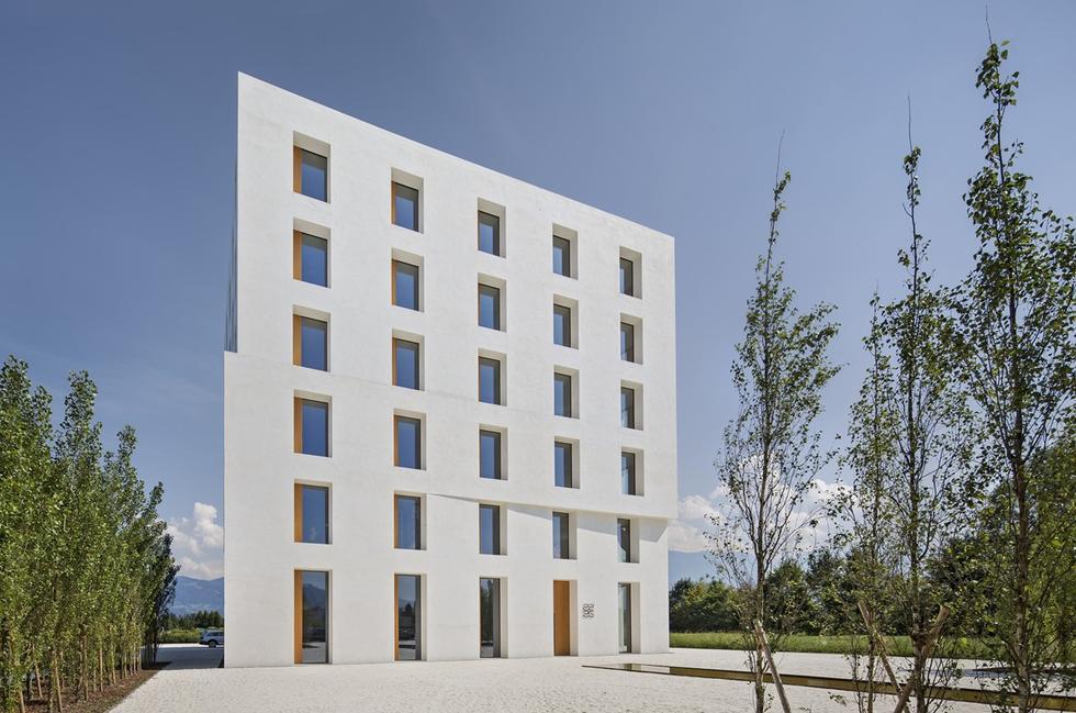 Brick Award, budynek biurowy