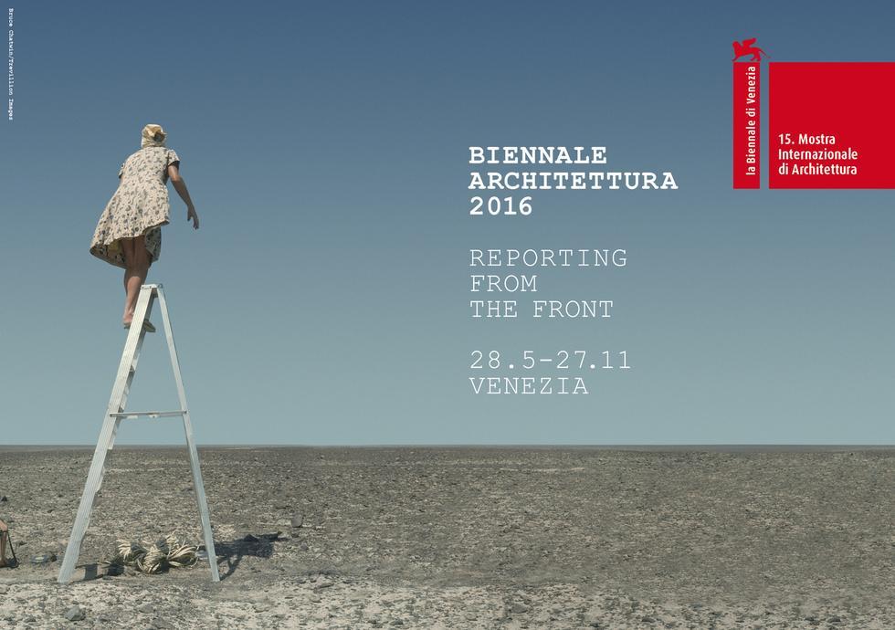 15. Biennale Architektury w Wenecji