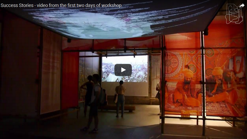 Two days of workshop are behind us! [VIDEO]