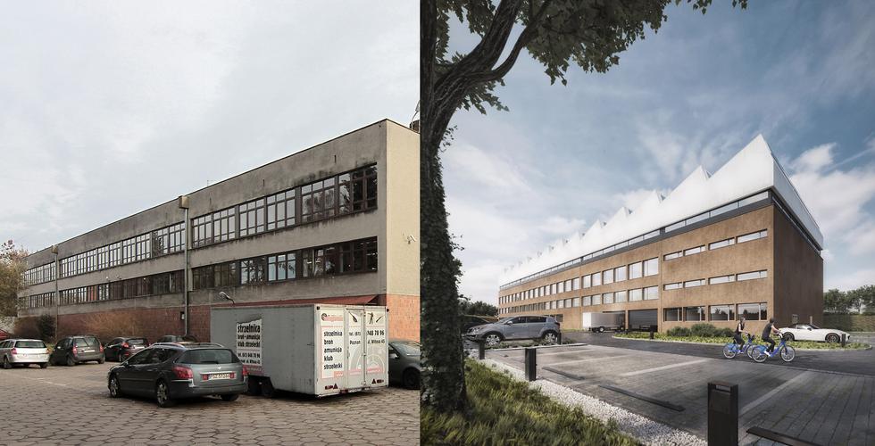 Modernizacja biblioteki Uniwersytetu Przyrodniczego w Poznaniu