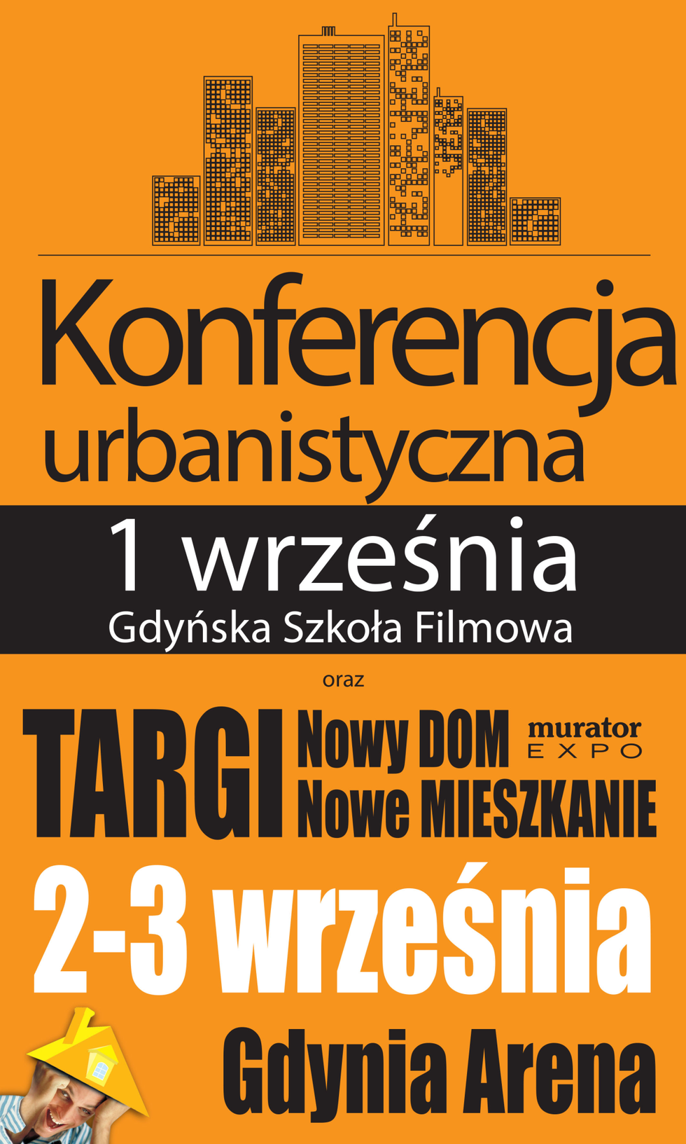 Konferencja urbanistyczna w Gdyni