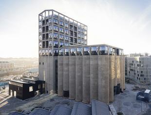 Muzeum Sztuki Współczesnej Zeitz w Kapsztadzie